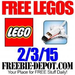 Free-Lego-Space-Shuttle