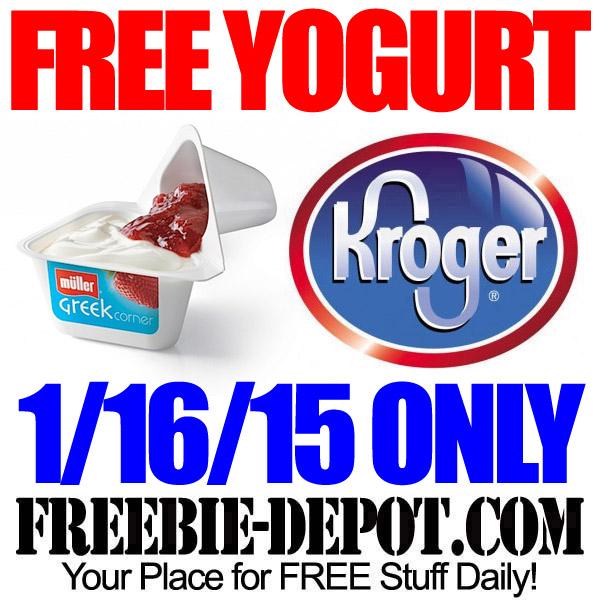 Free Muller Yogurt Kroger