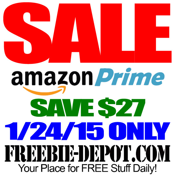 1 Day Sale Amazon Prime