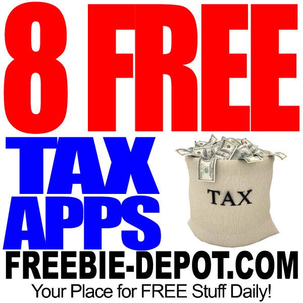 8-Free-Tax-Apps