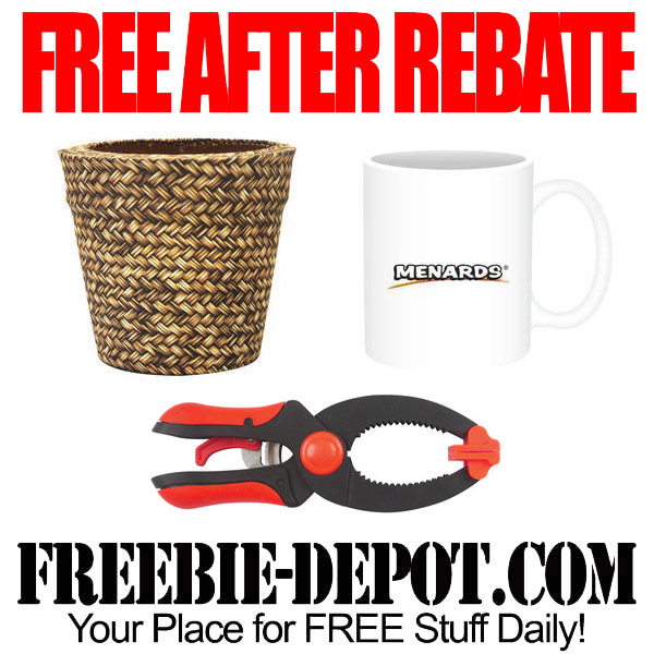Free After Rebate Mug, Clamp and Pot Sleeve