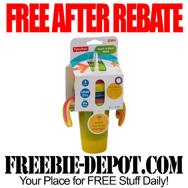 Free After Rebate Sippy Cups