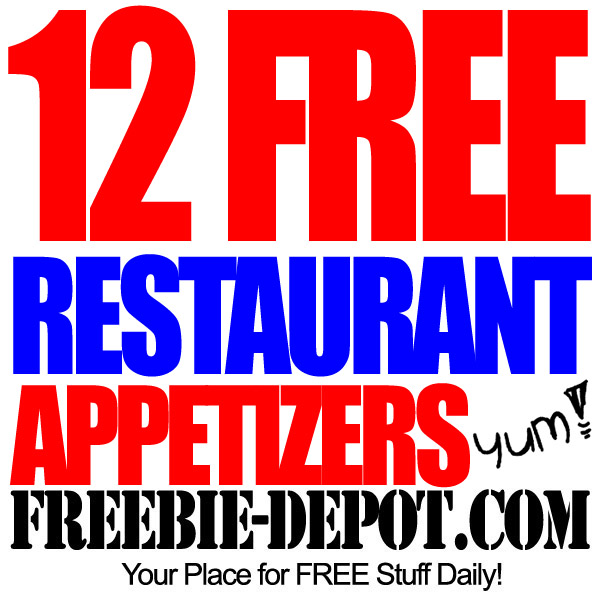Free-Appetizers