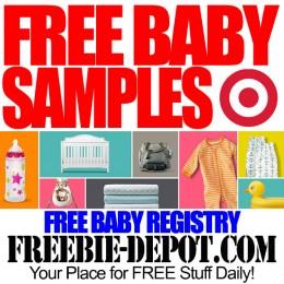 Free-Baby-Samples-Target
