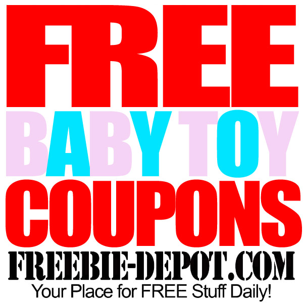 Free Baby Toy Coupons