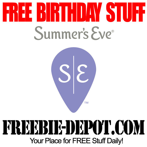 Free Birthday Summers Eve Product