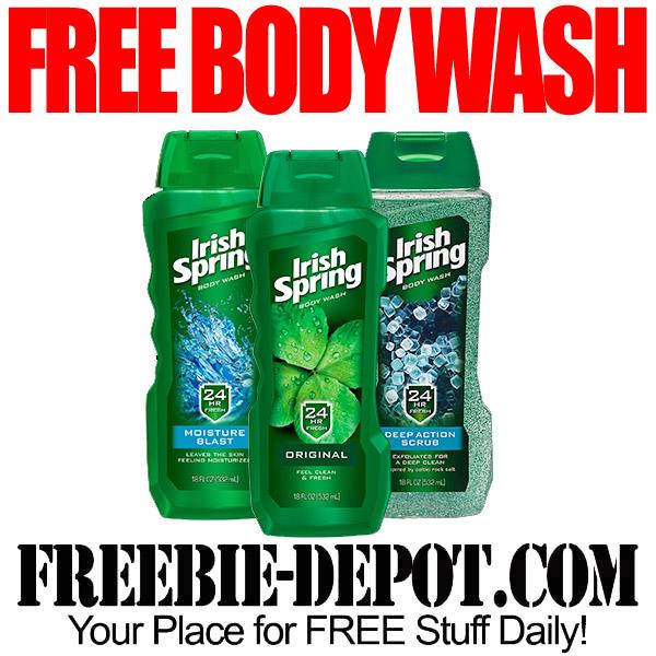 Free-Body-Wash