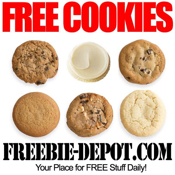 Free Cookie Sampler Pack