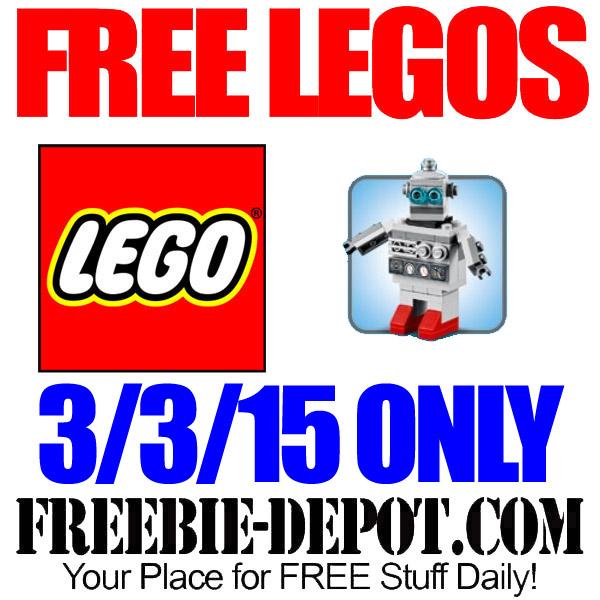 Free-Lego-Robot