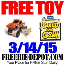 Free-Lowes-Toy-Truck