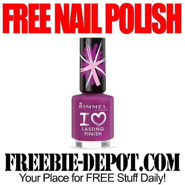 Free Nail Polish Rimmel for Feedback