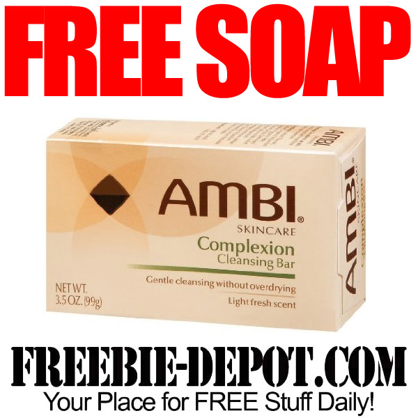 Free Ambi Skincare Soap