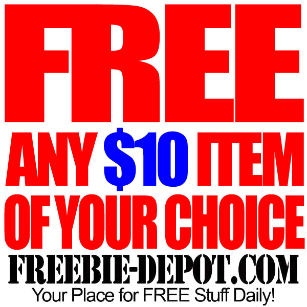 Free Item of your Choice