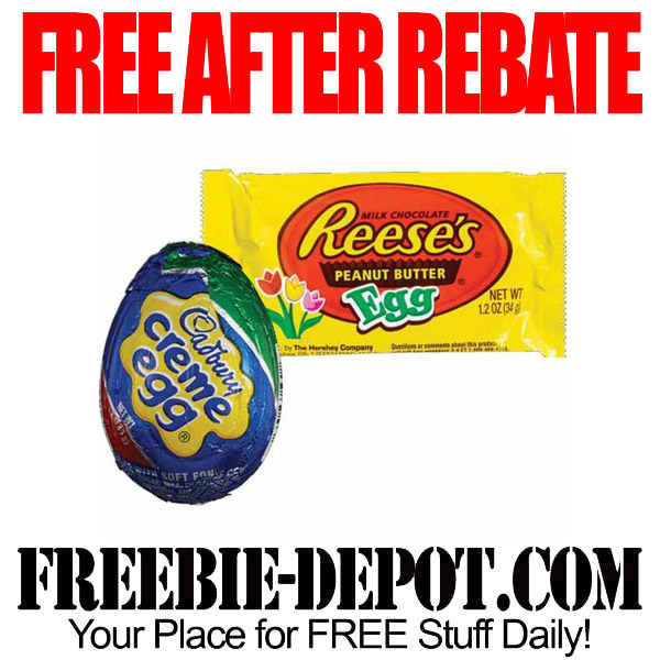 Free Easter Candy After Rebate