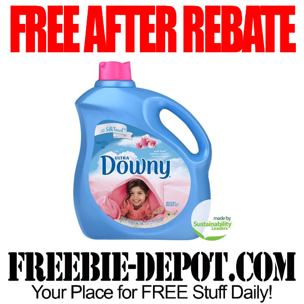 Free After Rebate Downy