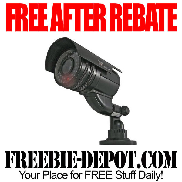 FREE Dummy Camera After Mail In Rebate