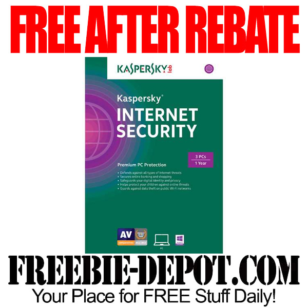 Free After Rebate Newegg Kaspersky