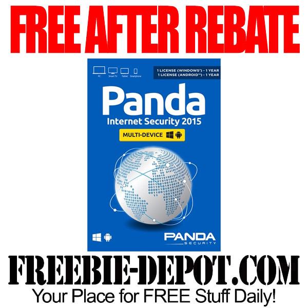 Free After Rebate Panda 2015