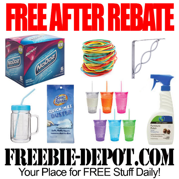 Free After Rebate Rubber Bands
