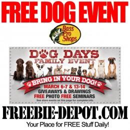Free-Bass-Pro-Dog-Event
