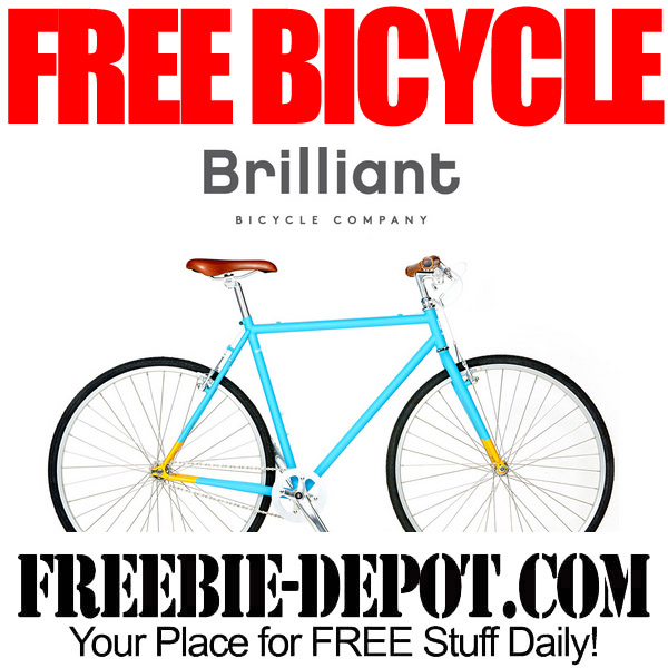 Free Brilliant Bicycle