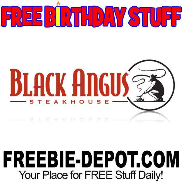 FREE BIRTHDAY STUFF – Black Angus Steakhouse
