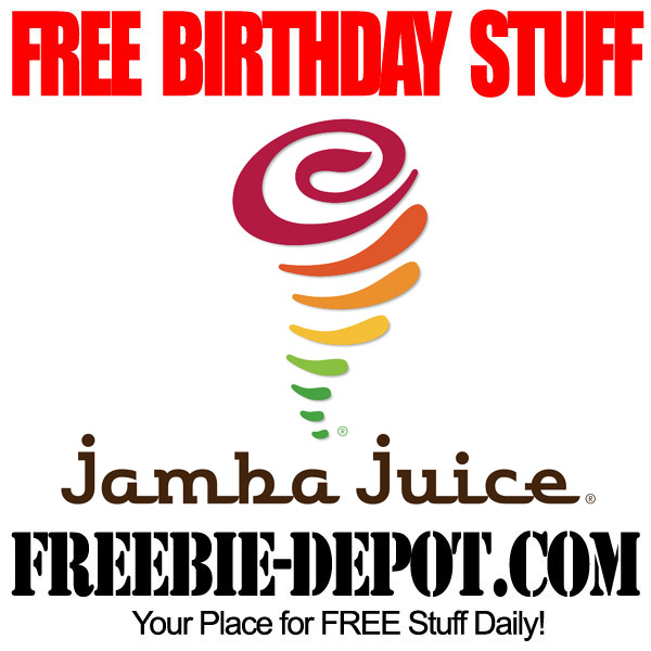 Birthday Freebie Fruit Smoothie