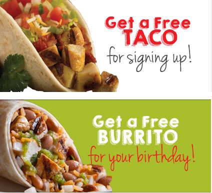 Free-Burrito-Taco