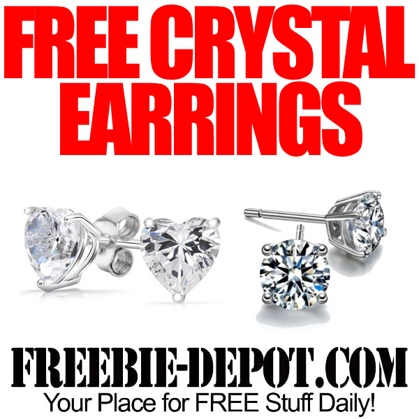Free Silver Earrings