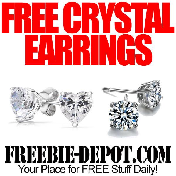 Free Silver Earrings