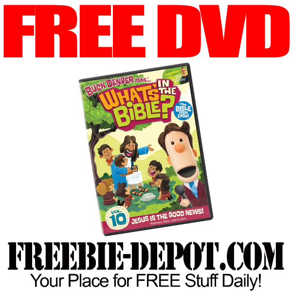 FREE Bible Movie for Children
