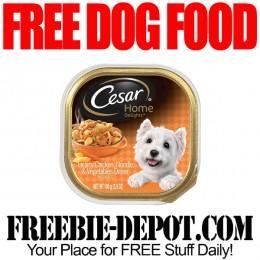 Free-Dog-Food-Cesar
