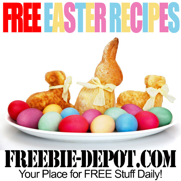 Free Easter Dessert Recipes