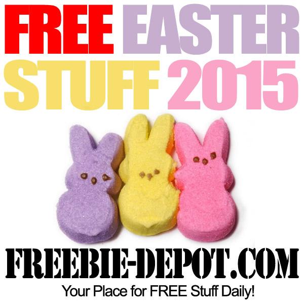 Free Easter Stuff 2015