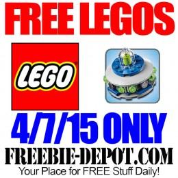 Free-Lego-UFO