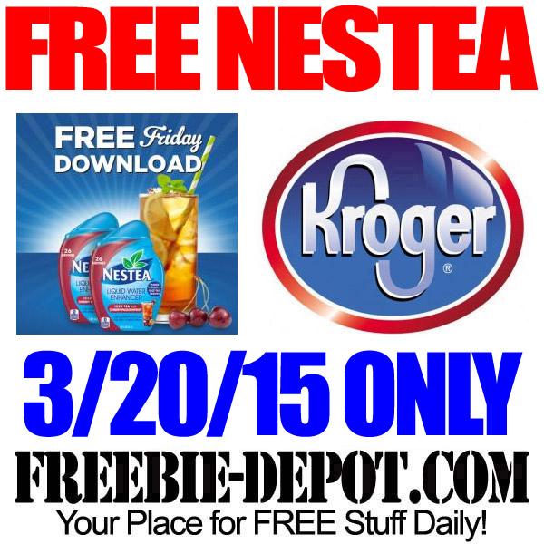 Free-Nestea-Kroger