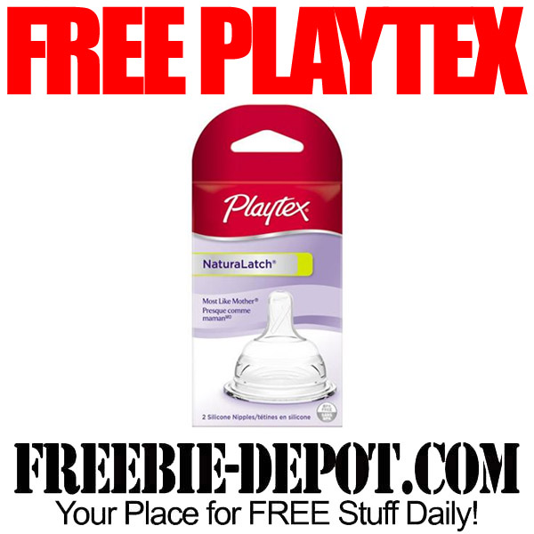 Free Playtex Nipples with FREE coupons