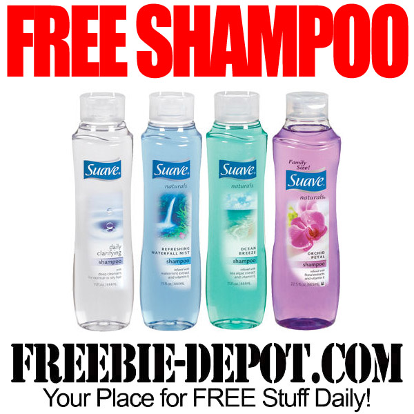 Free Shampoo Coupons