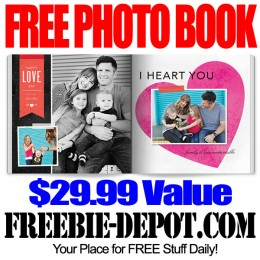 Free-Shutterfly-Photo-Book