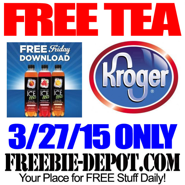Kroger Freebie Friday
