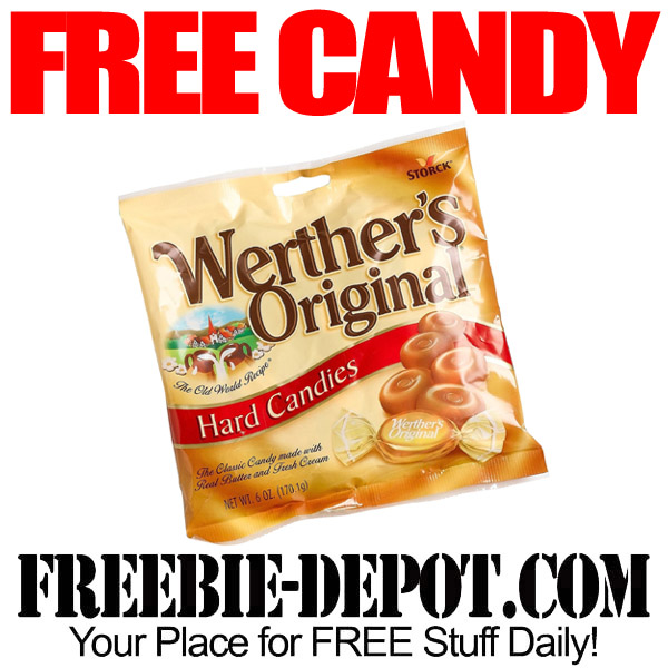 Free Werthers Candies
