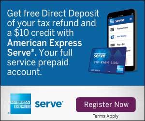 FREE Tax Refund Direct Deposit
