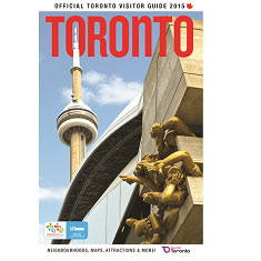 FREE Toronto Visitor Guide