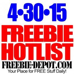 Daily-Freebie-Hotlist-4-30-15