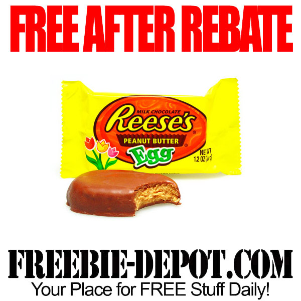 Free After Rebate Reeses Egg