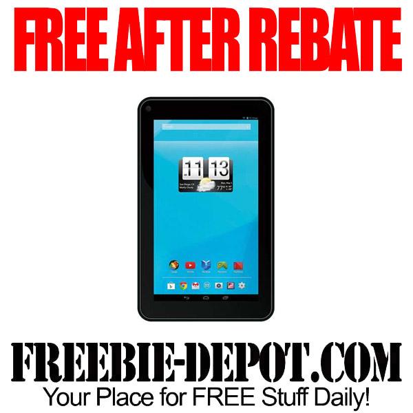 Free After Rebate Tabelt by JLAB