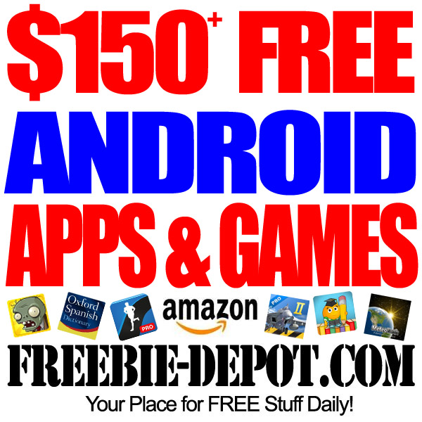 Free Amazon Android Games and App Downloads