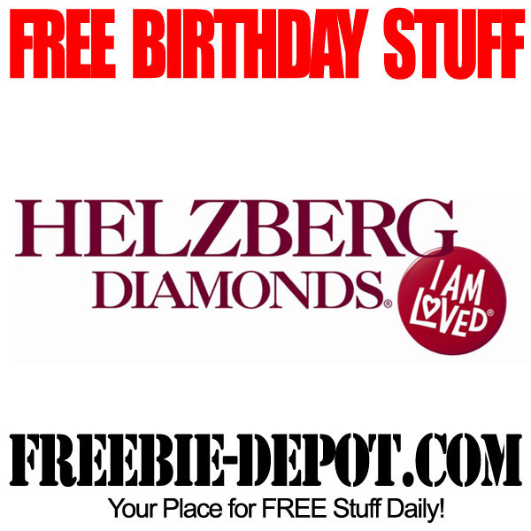 Free Birthday Jewelry from Helzberg Diamonds