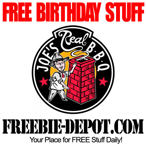 Birthday Freebie In
