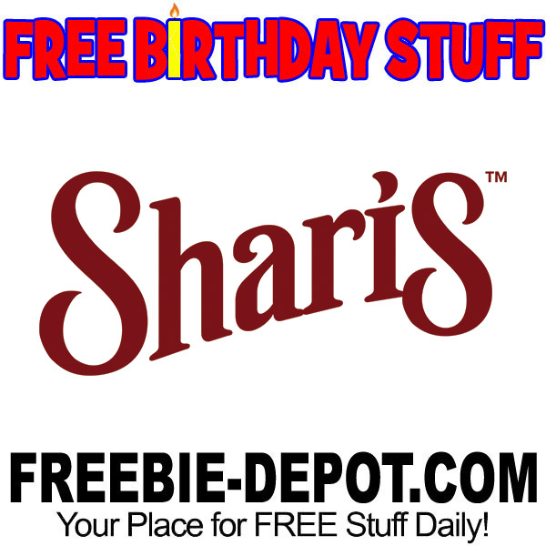 FREE BIRTHDAY STUFF – Shari's Cafe & Pies